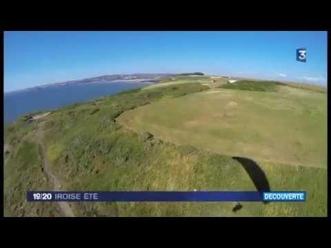 Apprendre le parapente dans le Finistère (Bretagne)