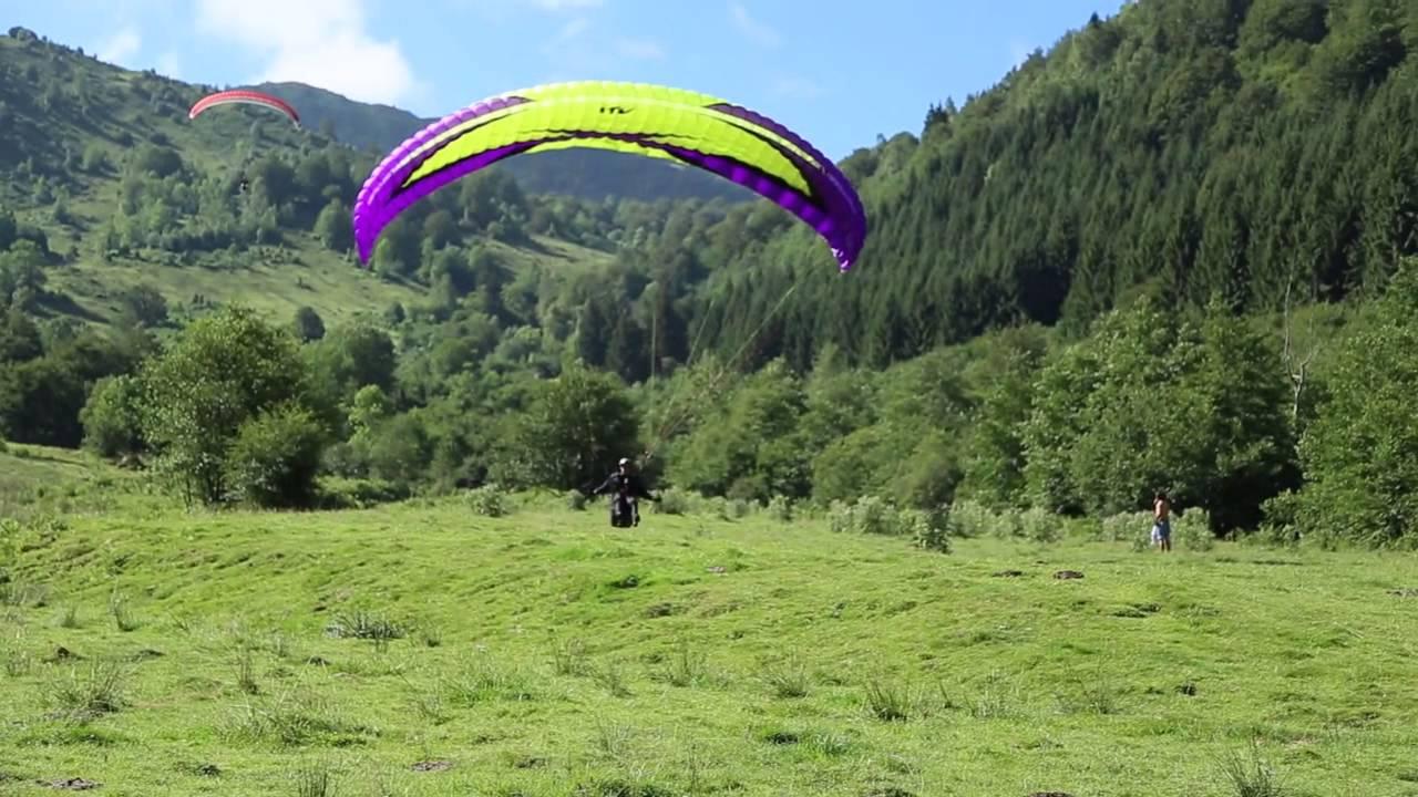 Apprendre le parapente en Ariège avec KYMAYA Parapente