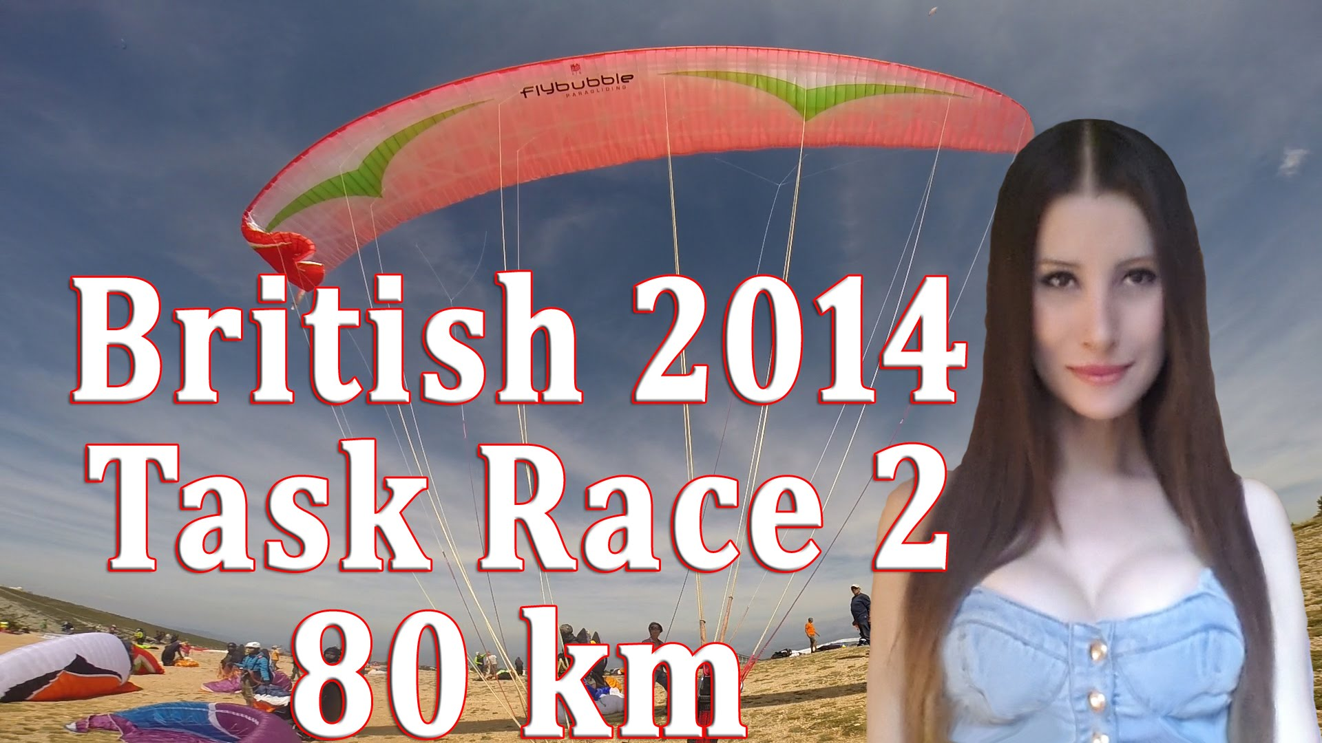 Paragliding British CHAMPIONSHIPS 2014 – AGER (Espagne)