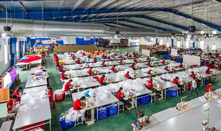 advance iota usine vietnam