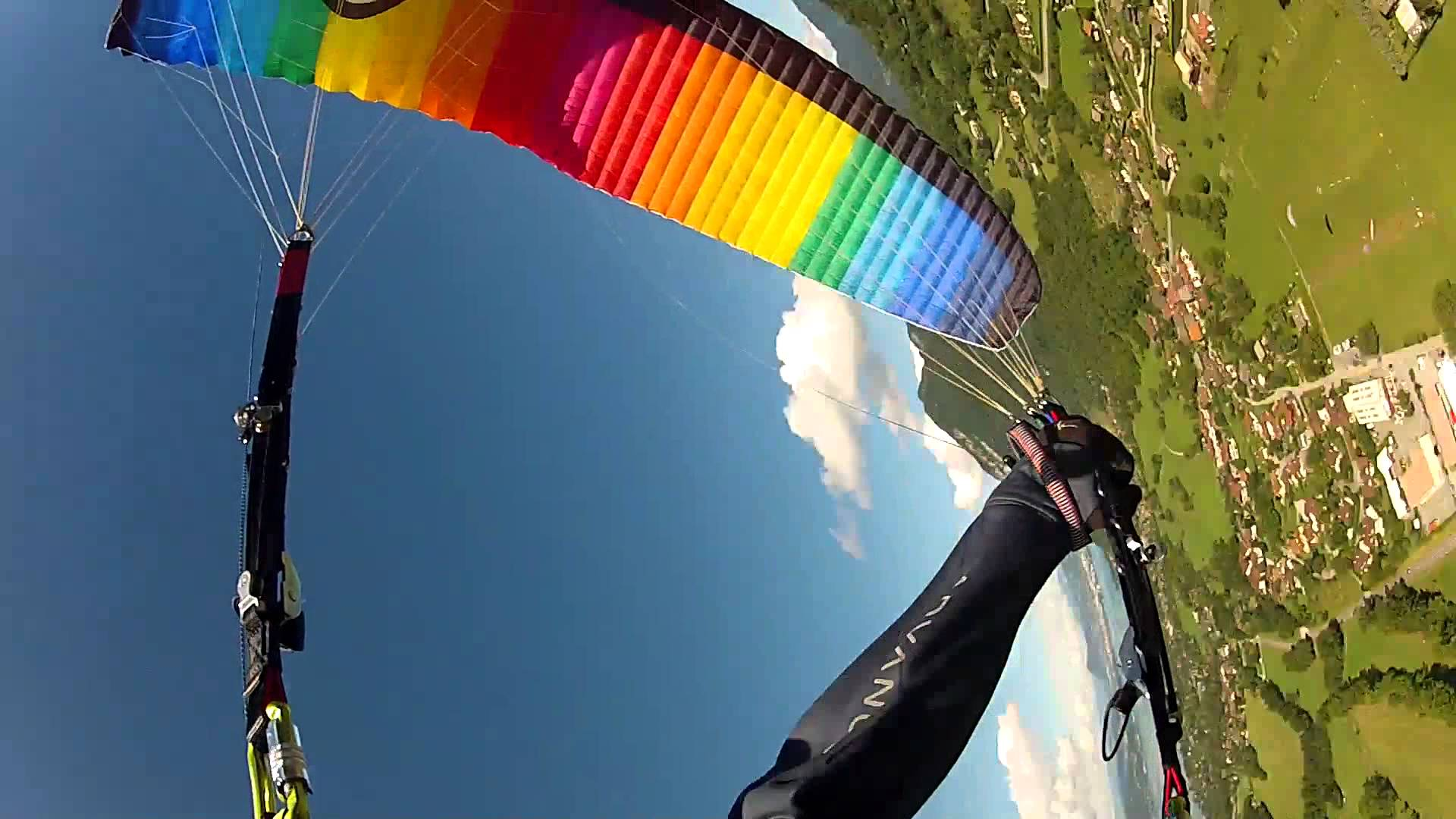 Stage parapente SIV avec Flyeo (Annecy)