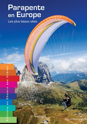 couverture Parapente en Europe