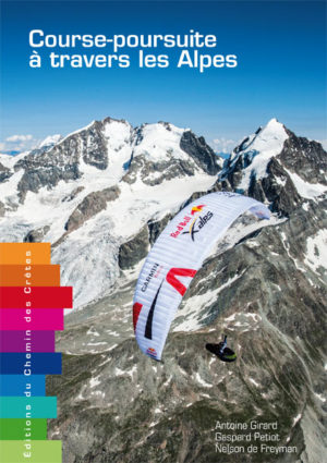 x-alps course poursuite couv BD