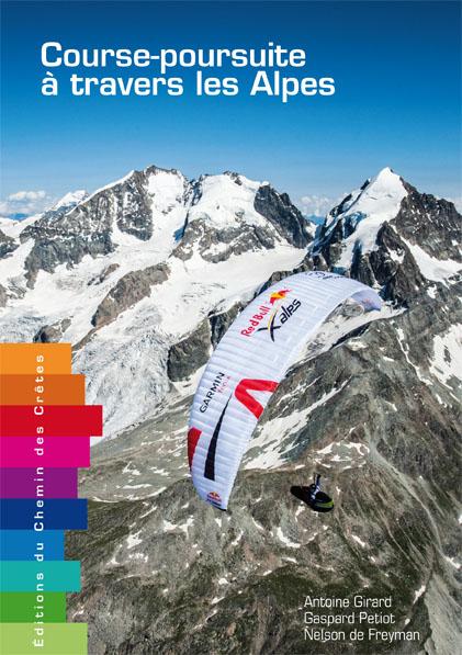 x-alps course poursuite couv BD
