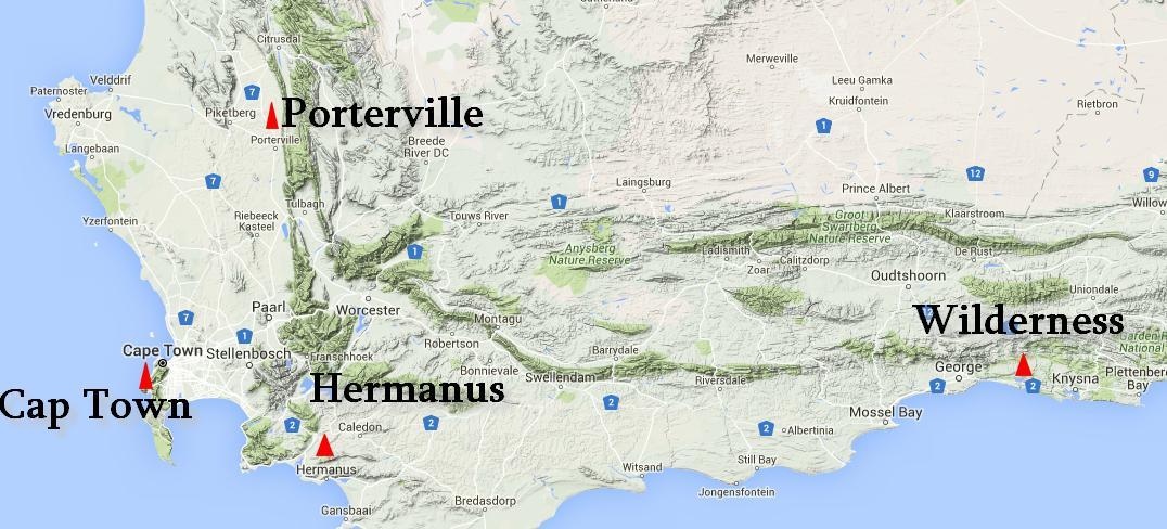 Partir Voler En Parapente En Afrique Du Sud
