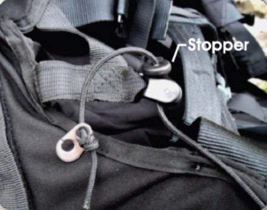 accélérateur parapente réglable free-spee photo 1