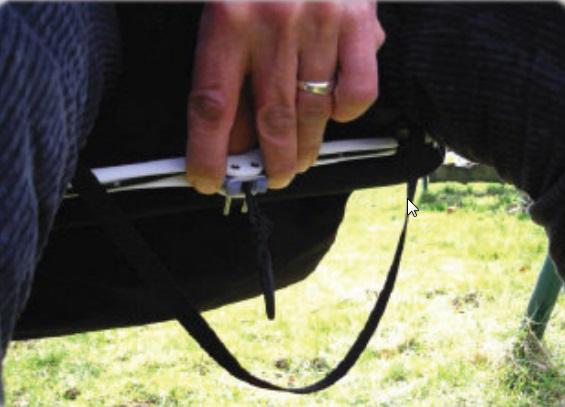 accélérateur parapente réglable free-spee photo 2