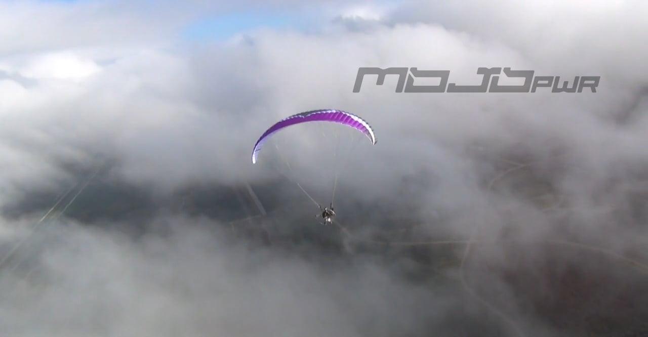 OZONE Mojo PWR, une aile paramoteur polyvalente