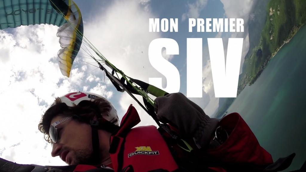 premier stage SIV de Simon Dujardin Annecy