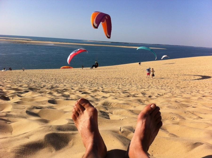 stage dune du pyla libre envol