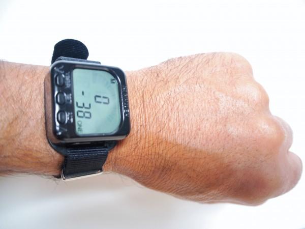vario parapente  Micro Alti Plus en bracelet