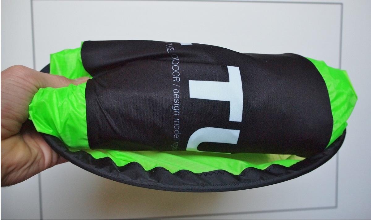 Le sac de pliage parapente ultra léger de Paraclinic