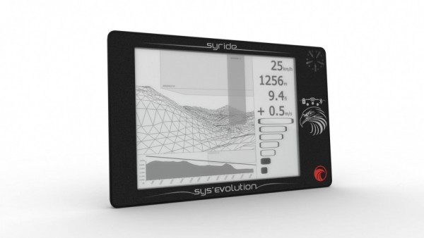 Tablette Syride Sys'evolution