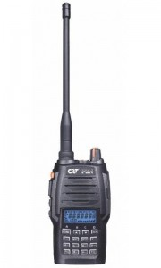 radio crt-p2n-ham-talky-walky-radio-amateur-vhf face 2