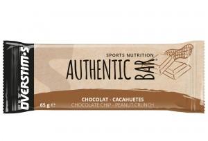 authentic bar chocolat cacahuetes
