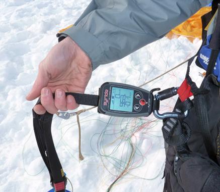 SYRIDE SYS'GPS V3 sur élévateur c