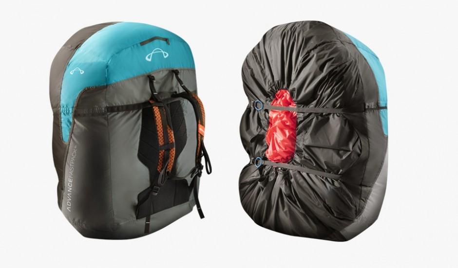 fast pack advance parapente