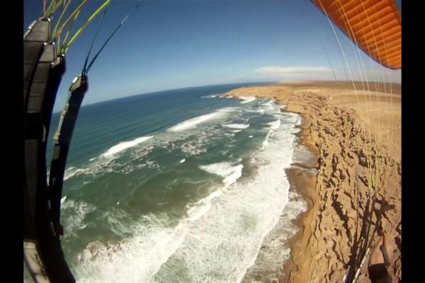 Parapente au Maroc : un bel aperçu des spots du sud