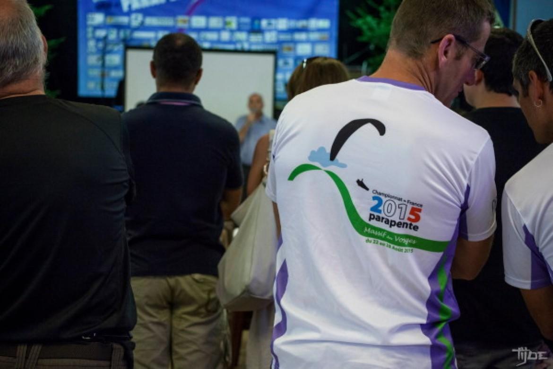 Le championnat de parapente France 2015 vu avec l'objectif de Tijoe