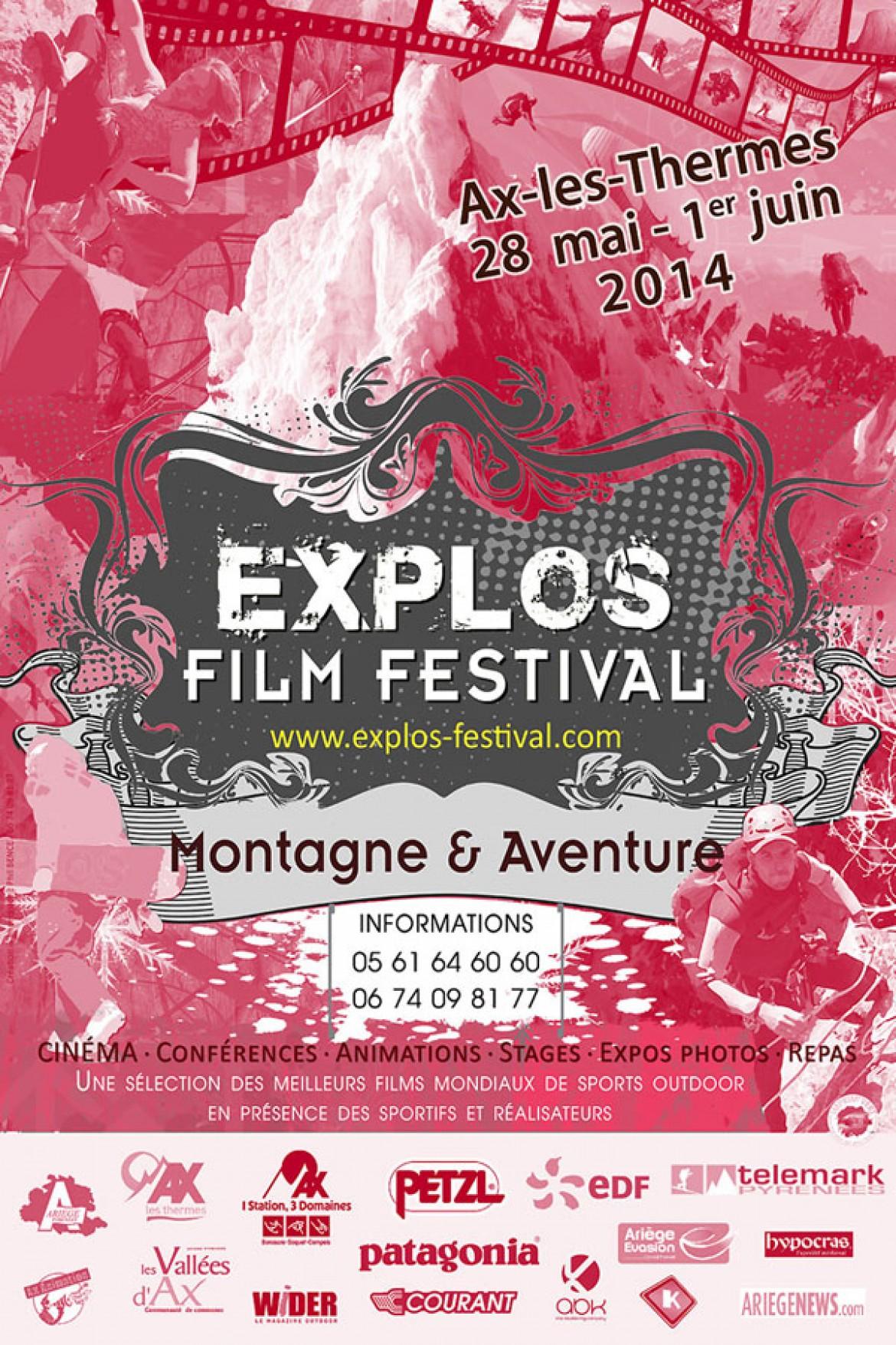 EXPLOS Film Festival 2014, du 28 mai au 1er juin