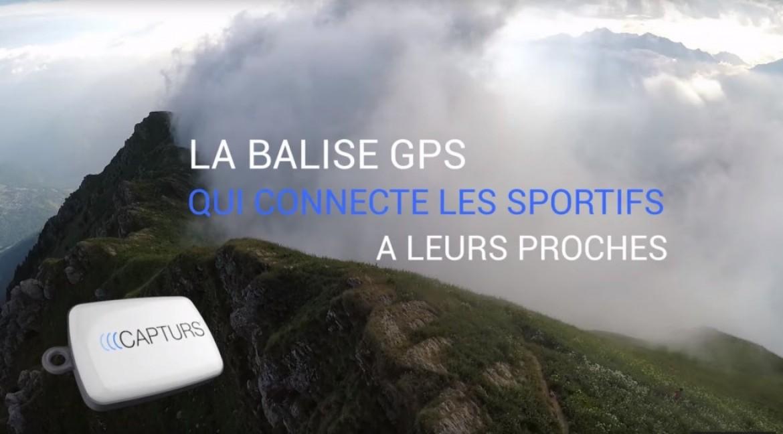 Capturs, un tracker GPS qui fonctionne avec le réseau Sigfox