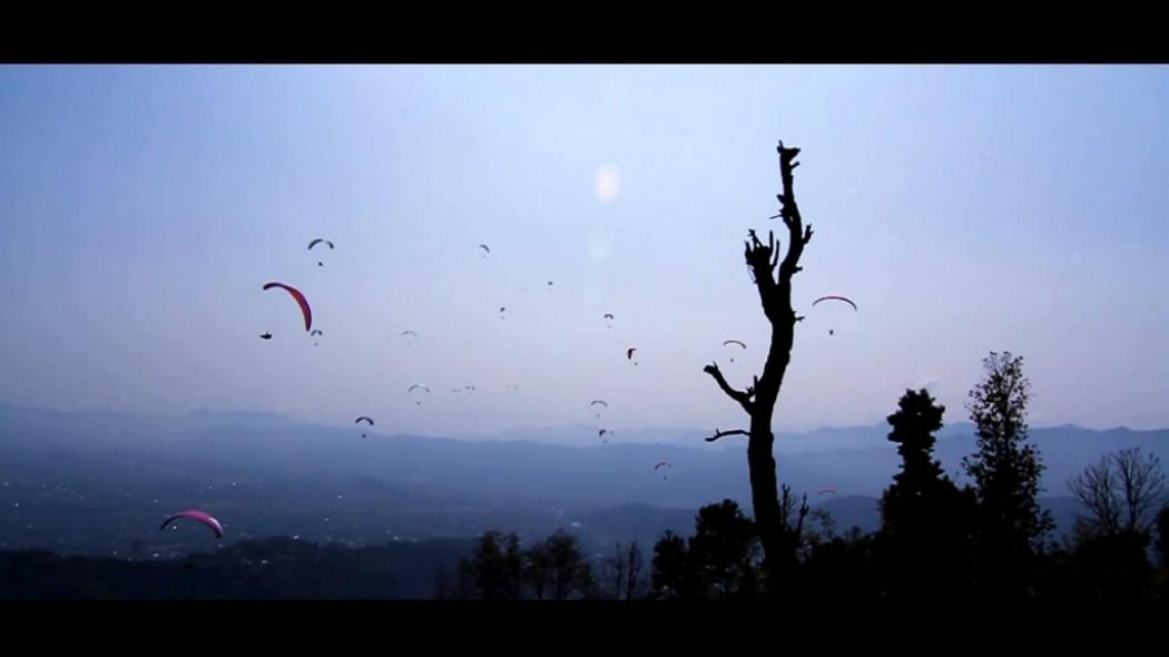 Compétition Paragliding Pre Worldcup à Pokhara (Nepal)