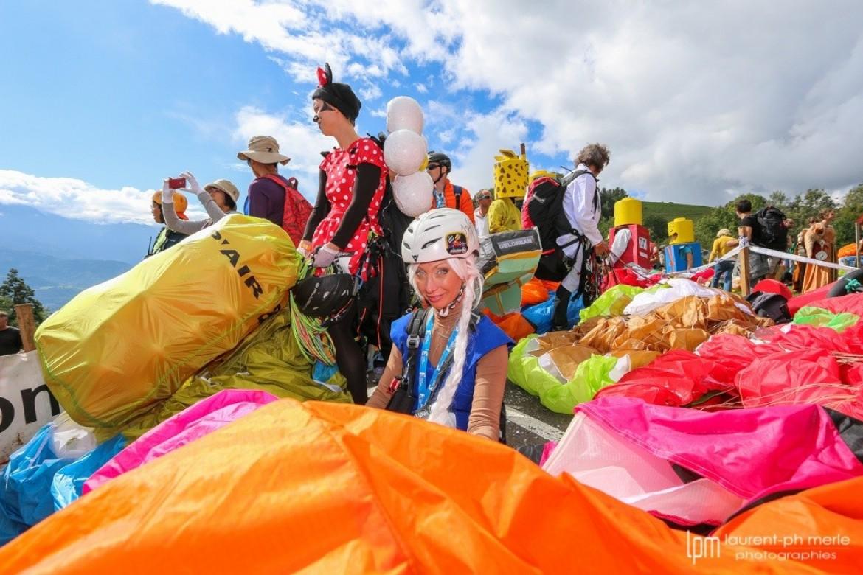 Coupe Icare 2015 : aux premières loges au déco pour l'Icarnaval