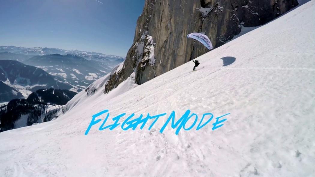«Flight Mode», speed riding et freestyle avec le Team Freestyle