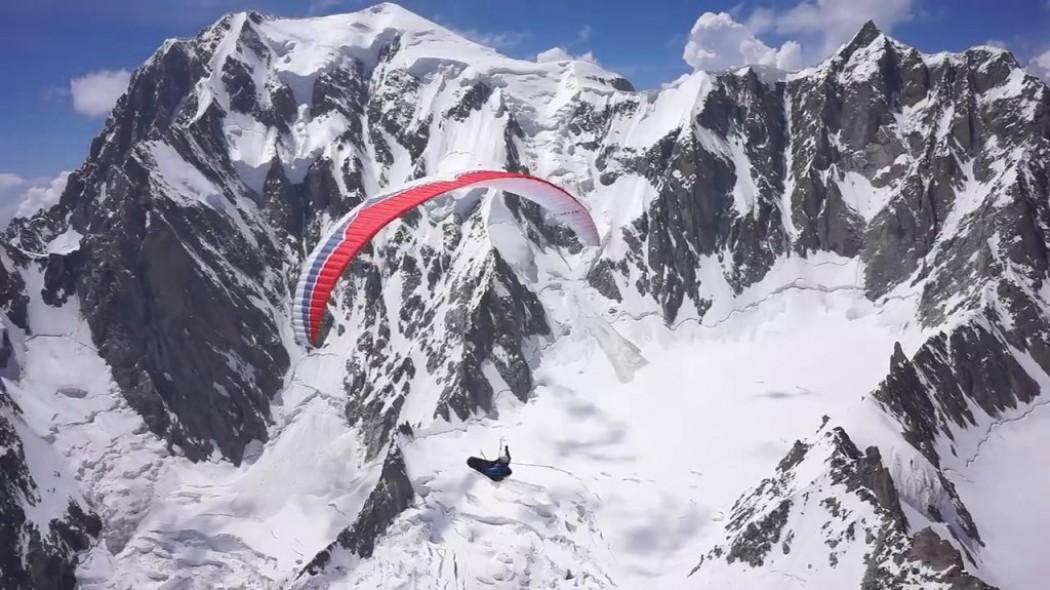 «Libres comme l'air», le teaser d'un nouveau film sur le vol libre
