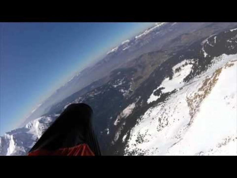 Petit cross de Bob de l'Alpe d'Huez à Chignin (57 km)
