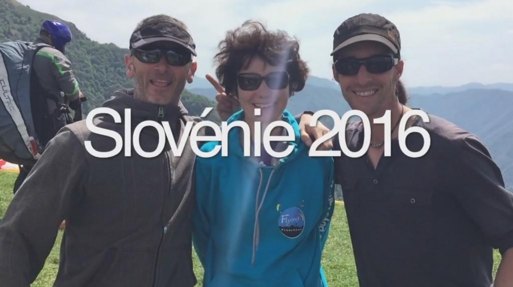 Séjour parapente en Slovénie avec l'école parapente Hegaldaka