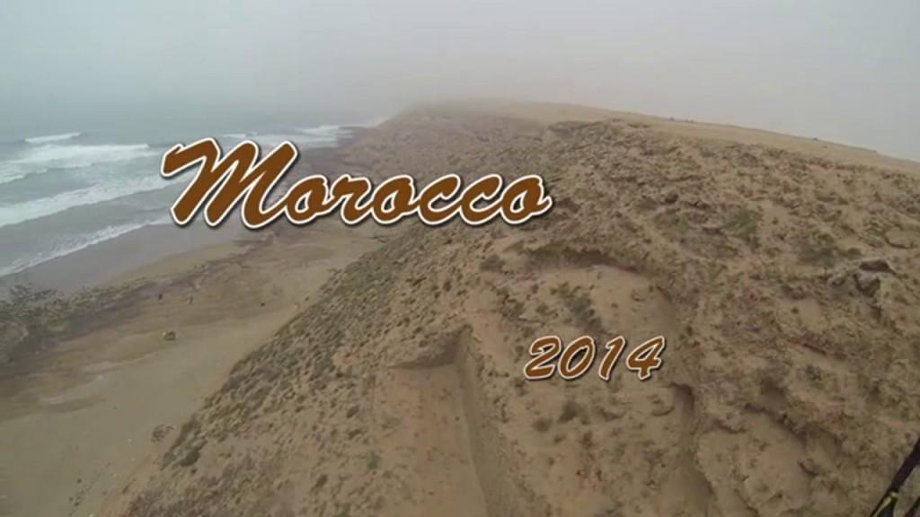 Séjour parapente de l'école Les Gens d'Air au Maroc