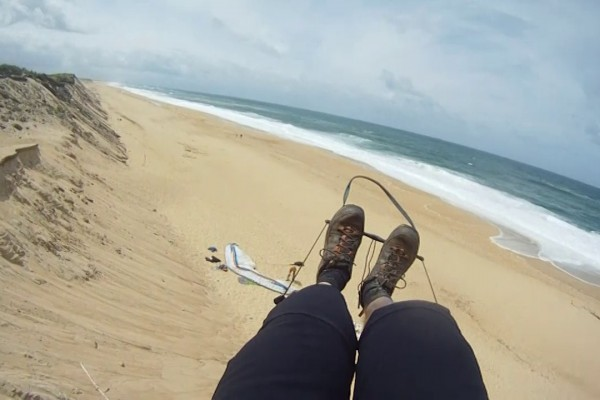 Vol parapente au Cap breton (64)