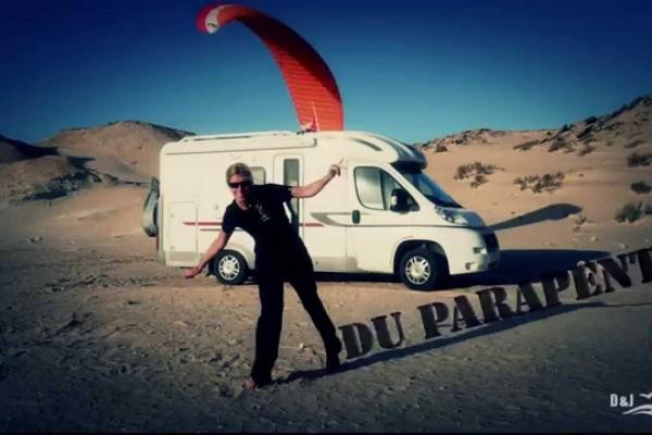 Voyage parapente et kite pendant 125 jours