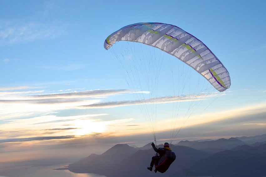 Air Design release their single surface  glider – the UFO