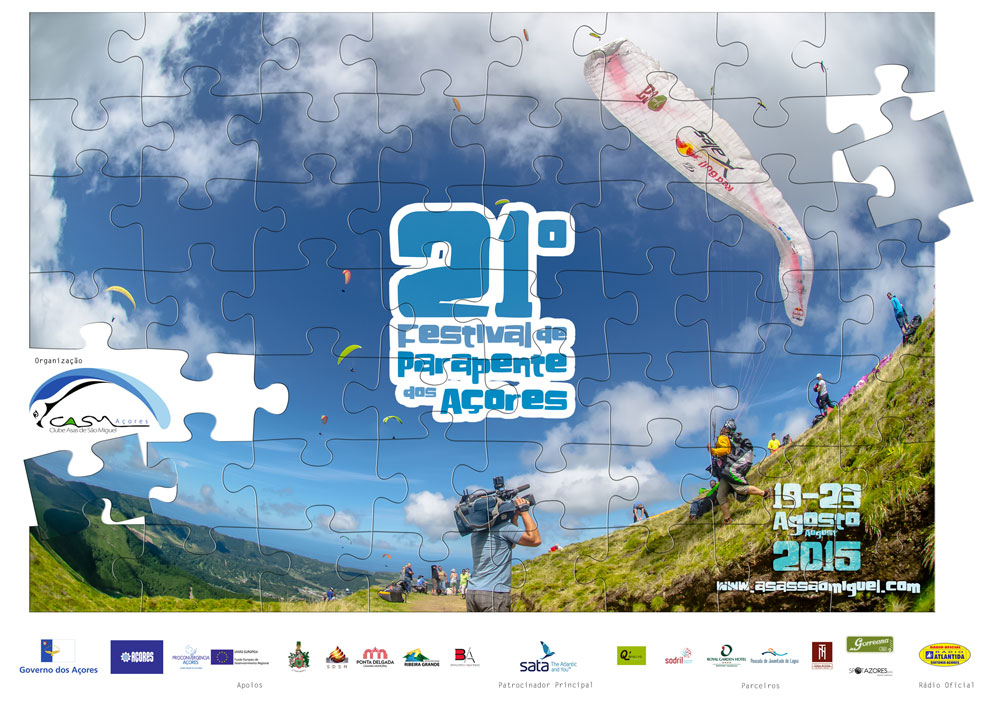 Azores Flying Festival 2015 – 21st edition