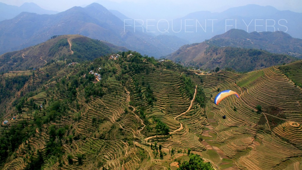 FREQUENT FLYERS PROJECT, episode 2 : Nepal