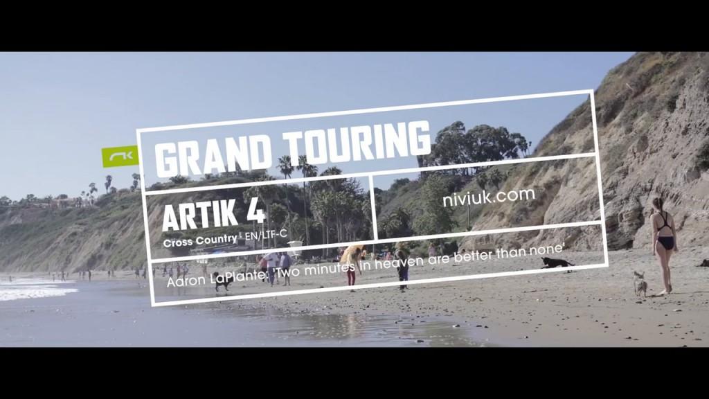 The NIVIUK Artik 4, the perfect skateboard