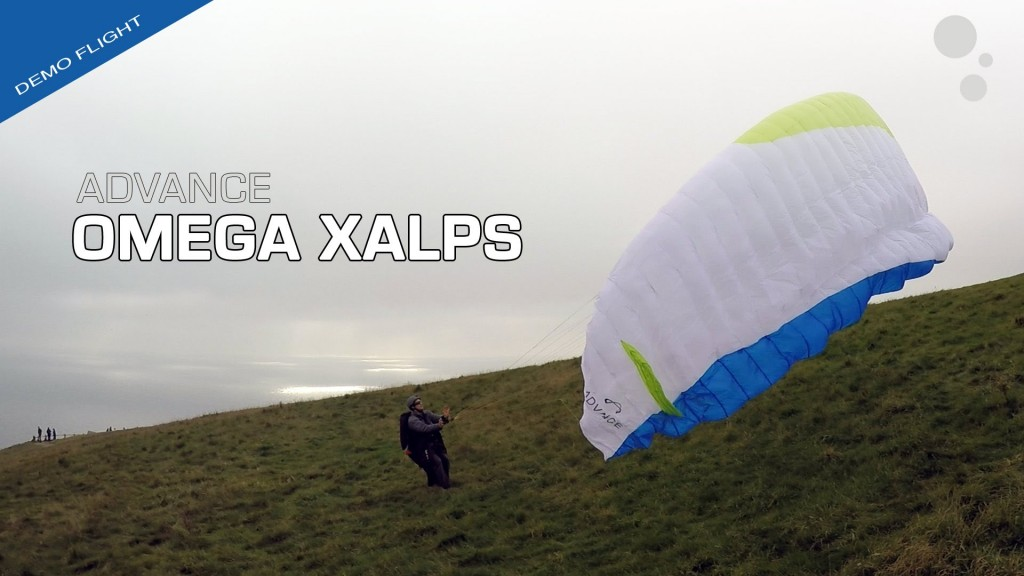 Look-over of the Advance Omega XAlps from Flybubble