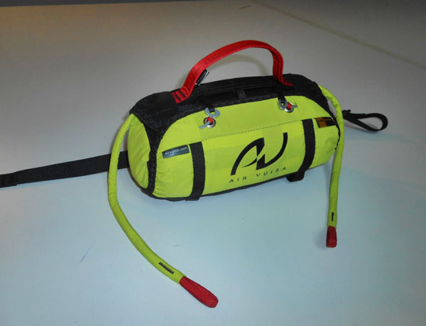 Now available is the light rescue container from Air Vuisa