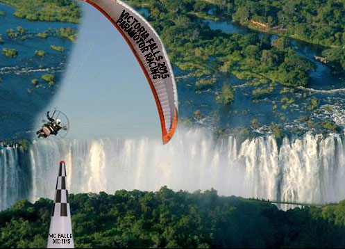 A first for Africa as paramotoring competition reached Zimbabwe