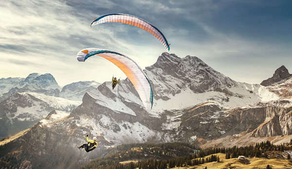 ADVANCE Mountain paraglider PI2-19