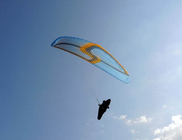 SKY Paragliders new performance EN-B: Apollo - Your paragliding