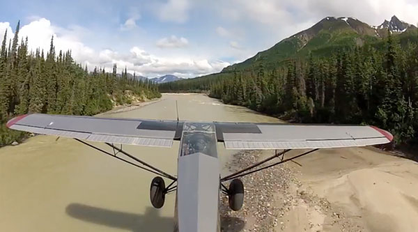 Pilot and Adventurer Gavin McClurg introduces his next move – Alaska