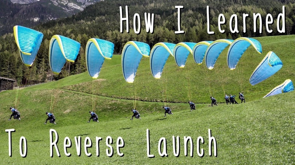 Reverse launch – advice from Kent for a safe take-off
