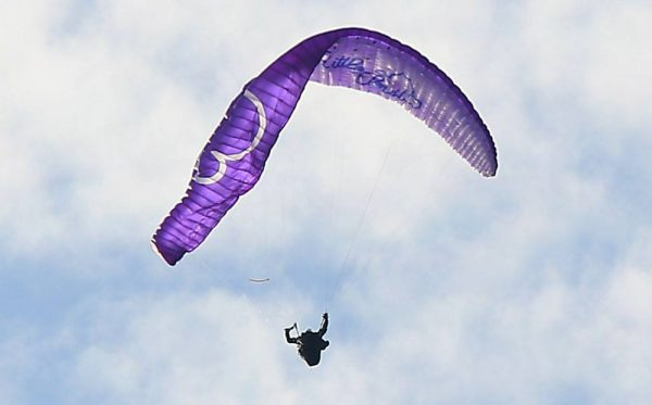 Choose your paragliding wing which matches your fly skill level