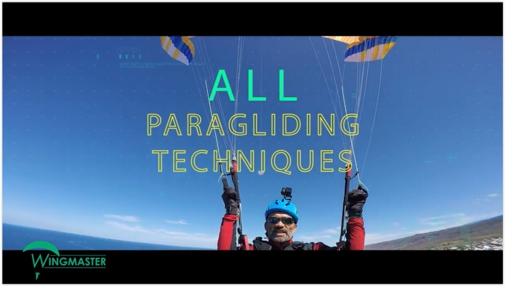 « Wingmaster », 11 hours of video to improve your paragliding practice