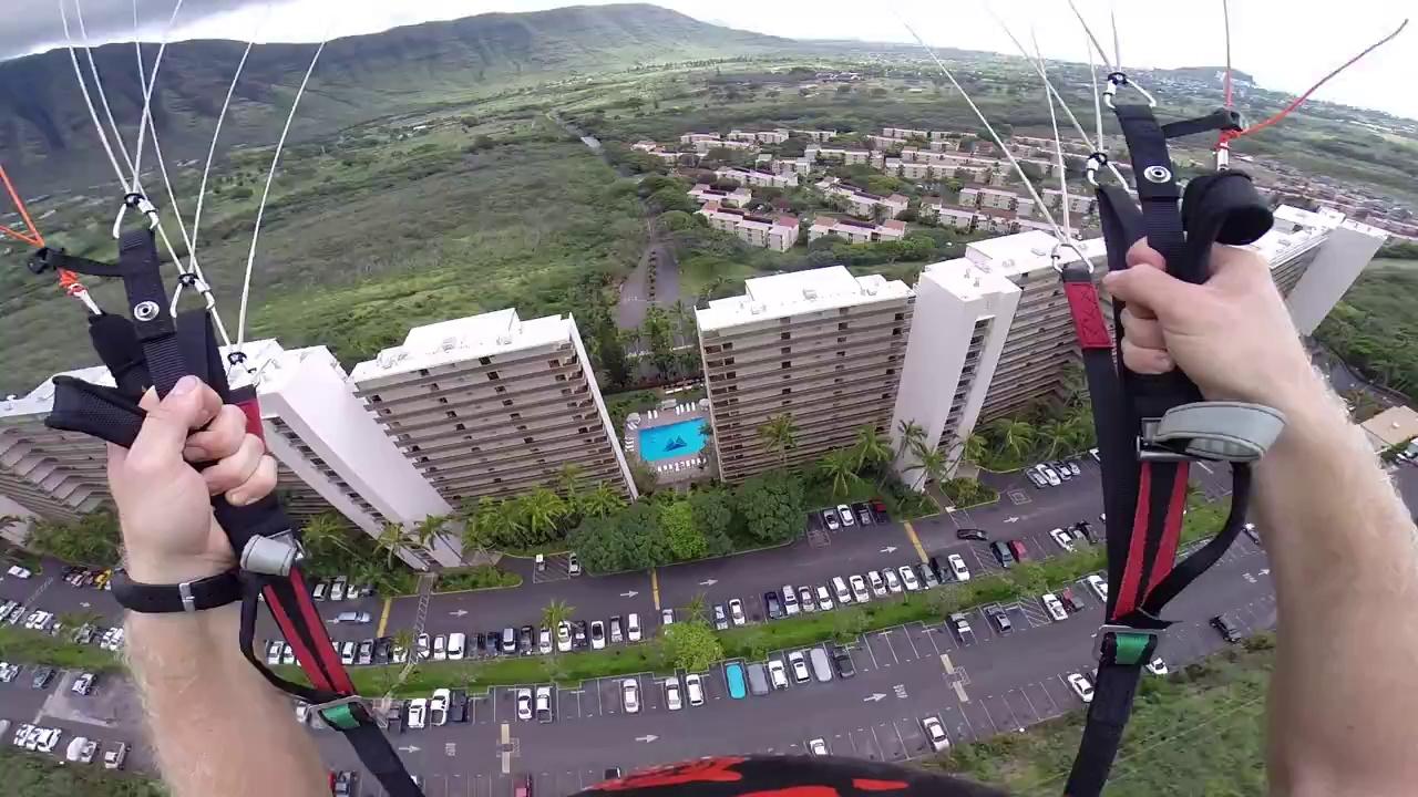 Passer entre 2 immeubles en speed flying hawa for Piscine entre 2 immeubles