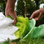 sacs de pliage parapente