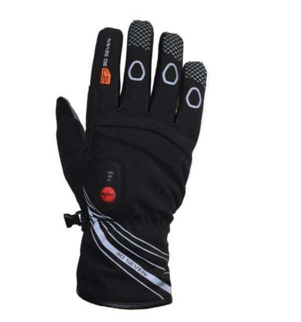 gants chauffants VTT Race 30 seven